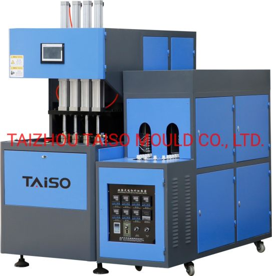 Pet Mineral Water Bottles/Pure Water Bottles/ Spring Water Bottles/Pet Bottles Semiautomatic Blow/Blower Moulding/Molding Machinery/Machine for Blowing Bottles