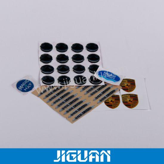 New Design Magnetic Vinyl Epoxy Body Side Window Car Sticker