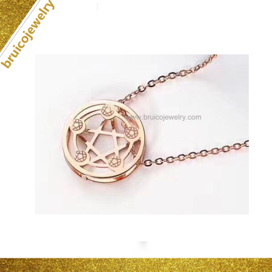 Star Necklace Jewelry Wholesale Fashion 925 Sterling Silver Necklace Jewelry