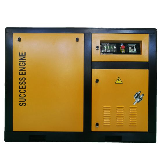 Wholesale 37kw 7-13bar Stationary Variable Frequency Drive Pm Air Compressor