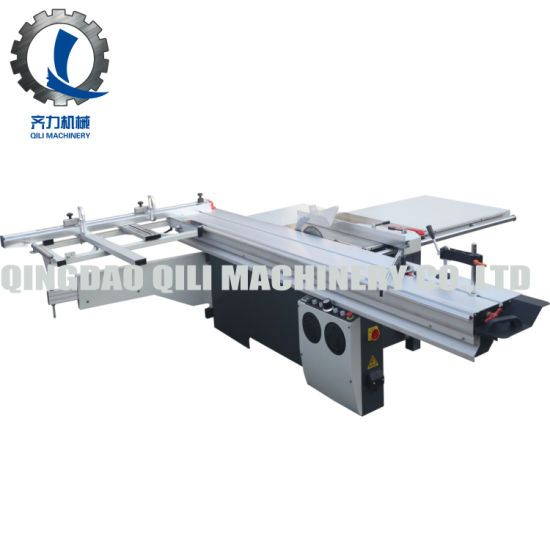 High Precision Wood Cutting Sliding Table Saw Machine for Panel