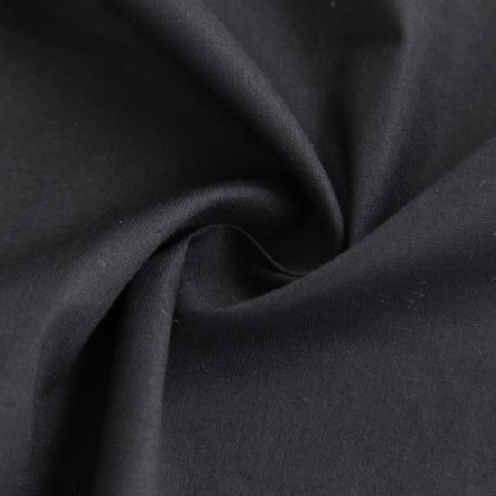 Cotton Plain Weave Fabric with Lycra/Spandex Two Way Stretch for Garments/Uniforms