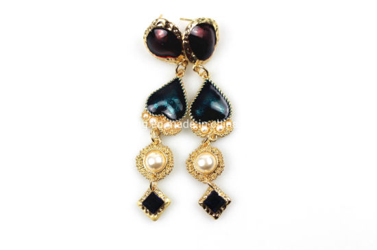 Alloy Ethnic Earring Fashion Jewelry Earring for Women pictures & photos