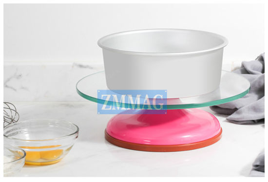 China Wholesale Glass Cake Stand Stands Decorating Supplies ...