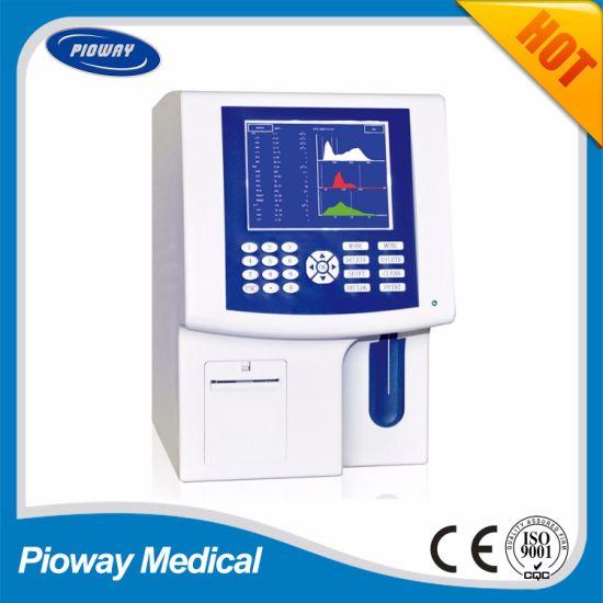 Lab Medical Equipment 3 Part Auto Hematology Analyzer (HY-3200)