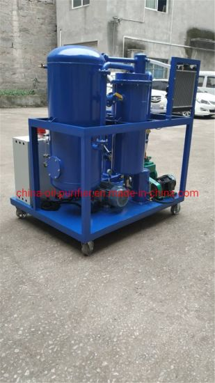 Tya High Vacuum Oil Filtration Unit with Certificate
