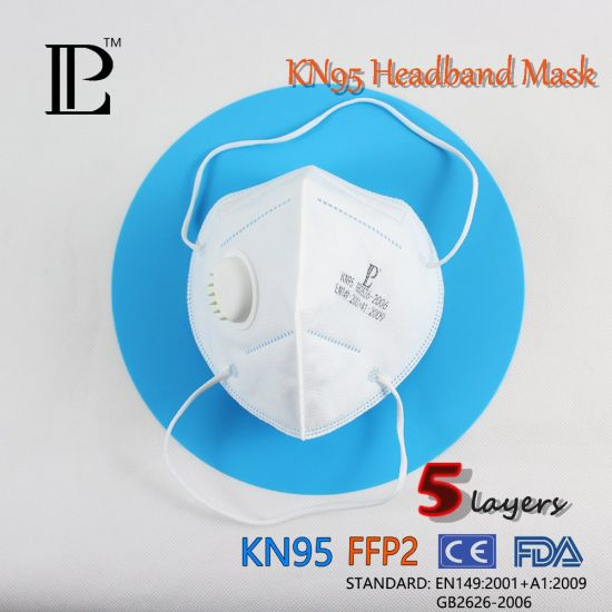 Anti-Mist and Breathable Respirator Effective Filtration Properties as Kf94 FFP2