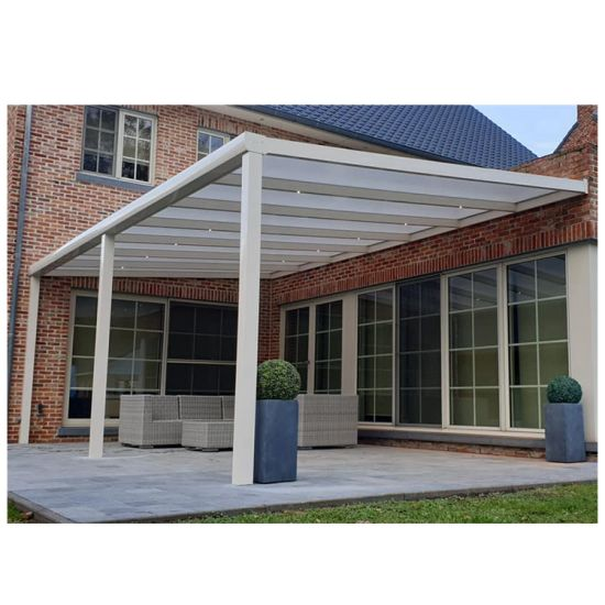 China Modern Aluminium Roofing For Patio Covers Porch Garden Balcony Carport Skylight China Terrace Roof Patio Cover