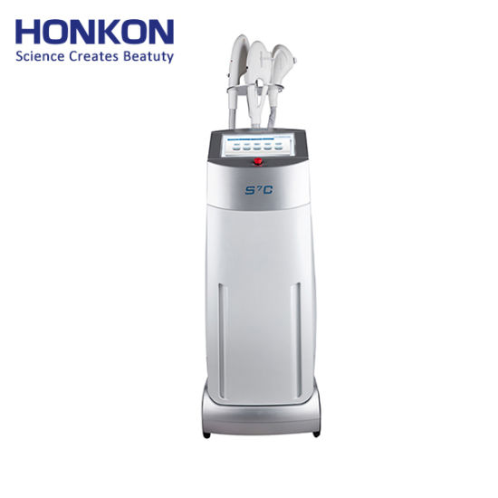 Honkon 4 in One Multifunctional Opt Shr IPL Hair Removal Skin Rejuvenation Medical Equipment pictures & photos