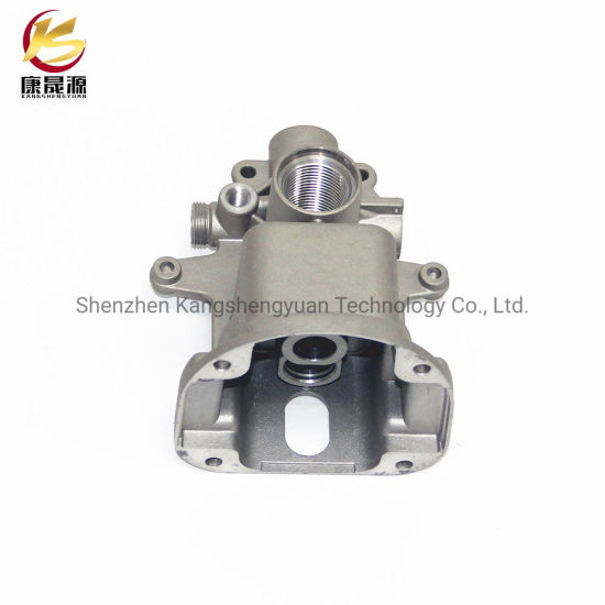OEM Aluminum Alloy Die Casting Mold Auto Engine Housing/Casting Engine Mounted Gearbox Housing