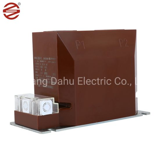 Indoor High Voltage Current Transformer Type Dry Type for Power Measurement and Relay