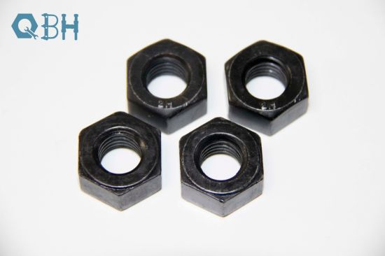 Hex Head Structural Heavy Nuts ASTM A194- 2h Carbon Steel