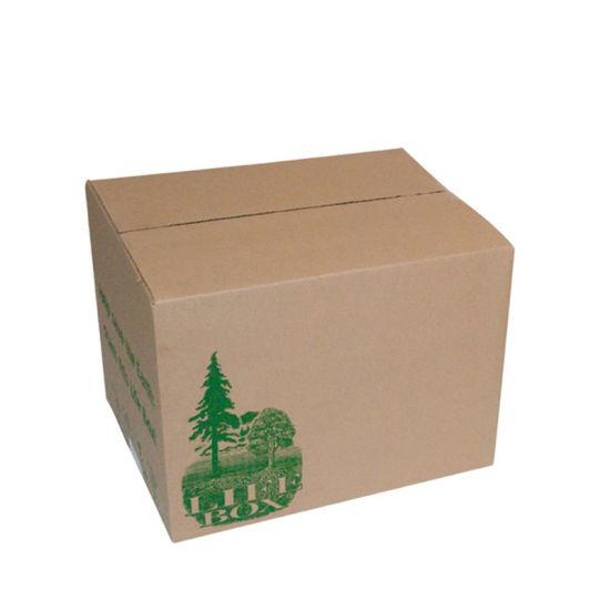 Custom Design Printing Environmental Protection Packaging Corrugated Box