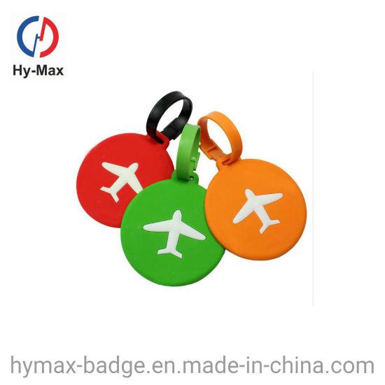 China Custom Your Logo Design Soft Rubber Plastic Travel Bag