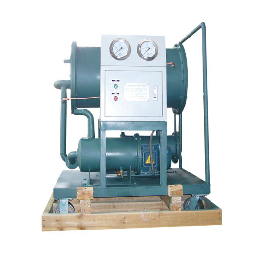 Series Tyb Oil Cleaning System with Coalescence Separation Filter Element
