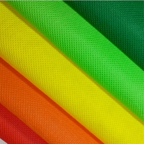 PP Spunbond Non-Woven Fabric for Bag making and Furnishing pictures & photos