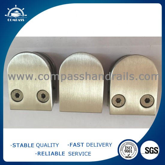 Wholesale Staircase Aluminum/Stainless Steel Glass Fitting