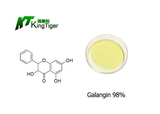 King-Tiger Alpinia Officinarum Extract Galangin (548-83-4)