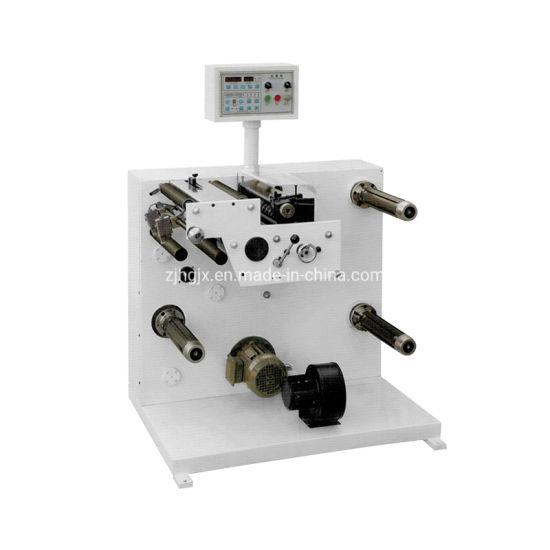 320mm Paper Cutting Self-Adhesive Sticker Label Automatic High Speed Slitting Machine