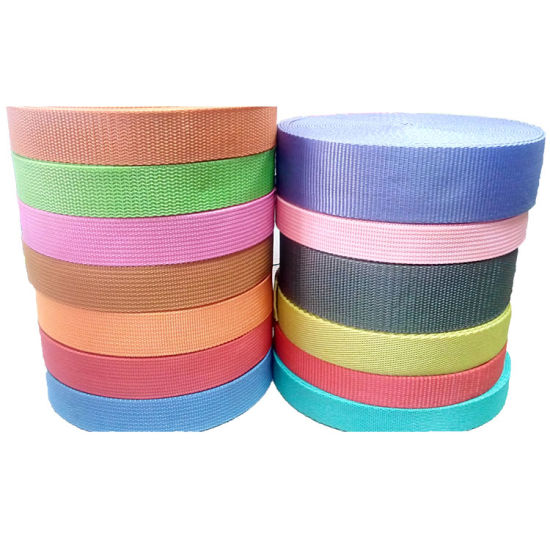 2020 High Quality PP / Polypropylene Webbing From China Factory