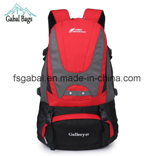 Wholesale Trendy Travel Backpack High Quality Fashion Hiking Backpack
