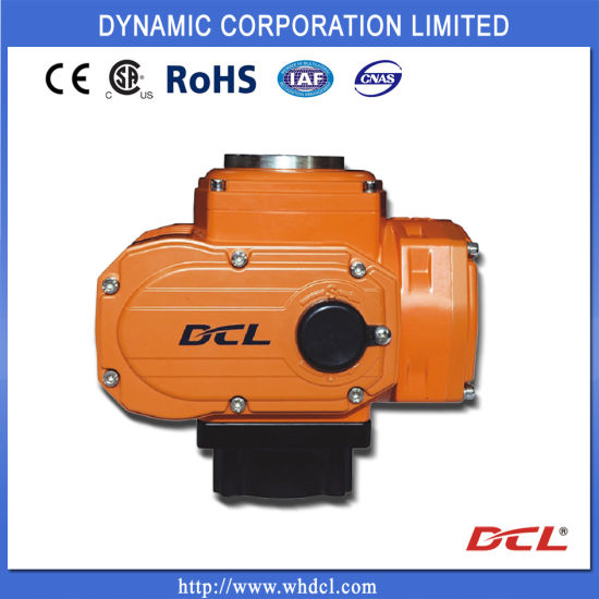 Dcl Explosion Proof Electric Actuator for Valve (Exd IIBT4)