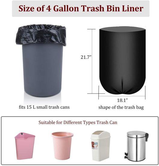 China Bathroom Trash Can Liners Bag China Recyclable Garbage Bag And Friendly Trash Bag Price