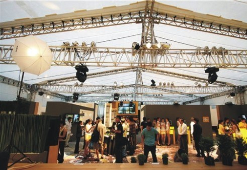 Aluminum Truss Lighting Truss Roof Truss System for Events Stage pictures & photos