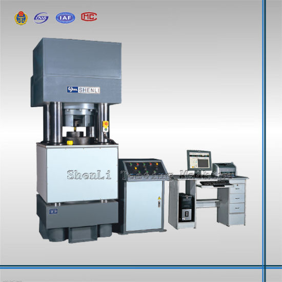 Computer Control Automatic Forging Testing Equipment (No Shear and straightening)
