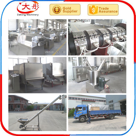 Pet Cat Food Machine Pet Food Production Line pictures & photos