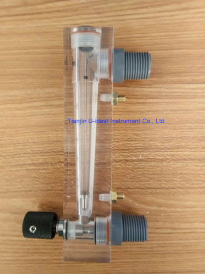 Lzm Rotameter for Liquid, Air and Gas pictures & photos