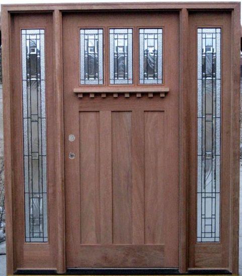 Walnut Dutch Door Frosted Gl Solid Wood Exterior Doors Pictures Photos