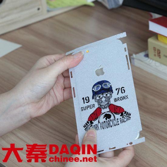 Custom mobile case sticker printing machine for business
