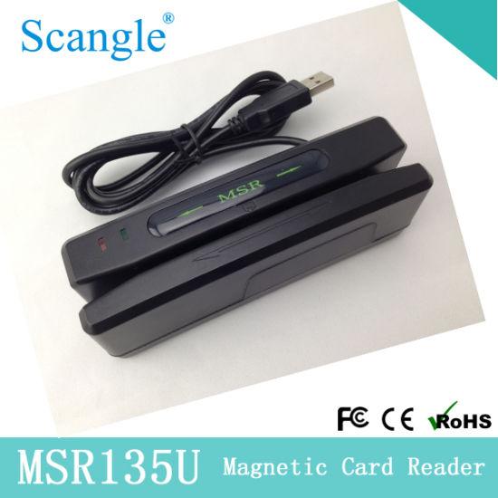 123 Tracks Magnetic Card Reader