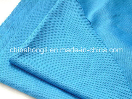 9b8cfc9ba58 China Quick Dry 75D/72f 100%Poly Mesh Knitting Fabric for Sport ...