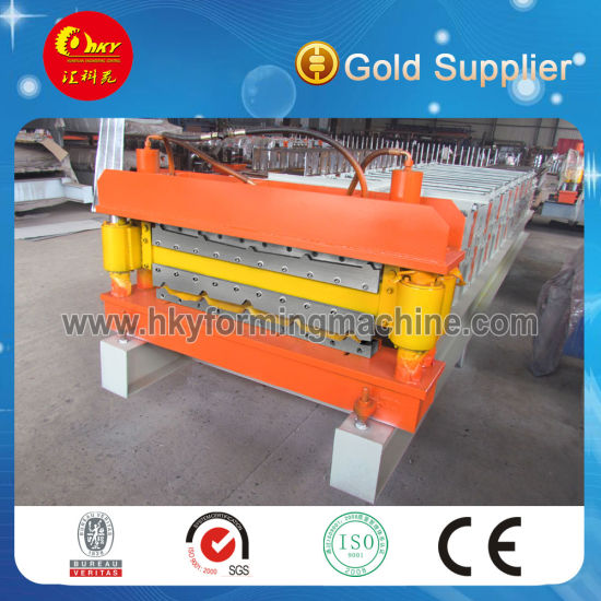 China Supplier Double-Layer Machines for Steel Building Products pictures & photos