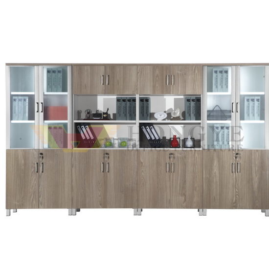 Wooden Office Cabinet Design Manager Set For Furniture