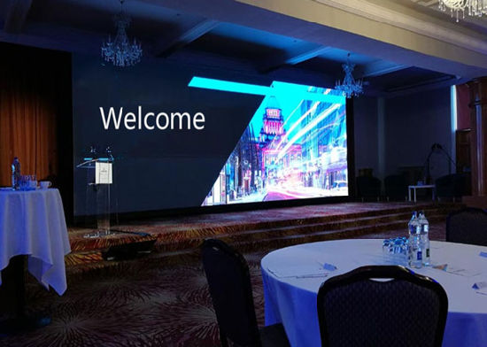 High Refresh P2.6 mm LED Screen Indoor LED Display