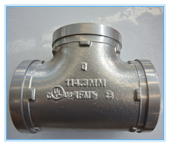 FM/UL Approved Galvanized Coupling for Fire Protection System pictures & photos