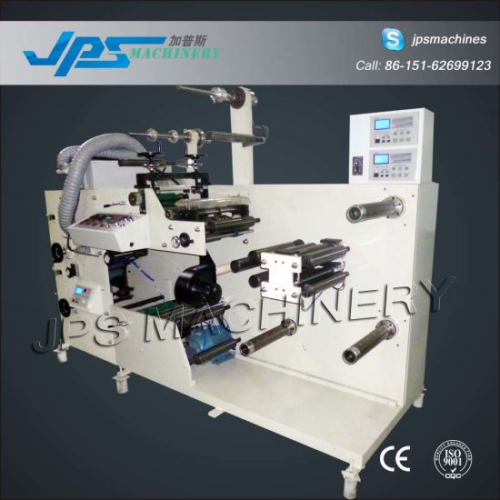 Adhesive Sticker Label Printing Machine with Die Cutting & Slitting Function pictures & photos
