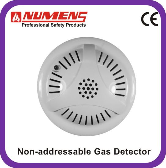 4-Wire Conventional (non-addressable) Gas Detector with Relay Output (402-002)