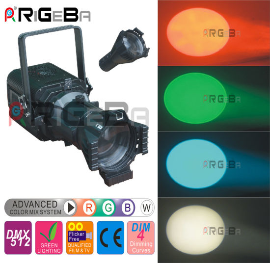 Online Wholesale 180W LED Profile Light-RGBW for Indoor Stage