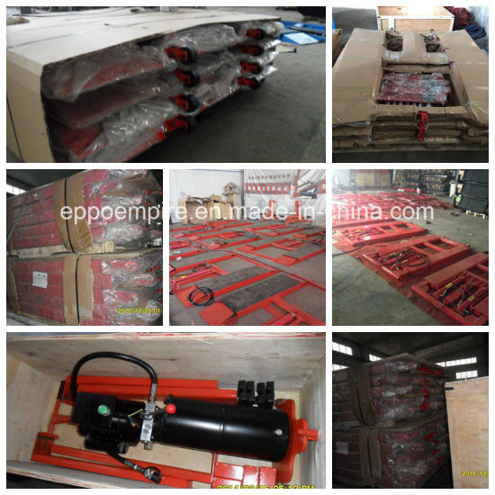 Hydraulic Portable Car Scissor Lift Home Use pictures & photos