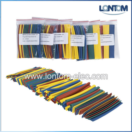 Flame-Retardant Heat Shrinkable Tube with UL Approved pictures & photos