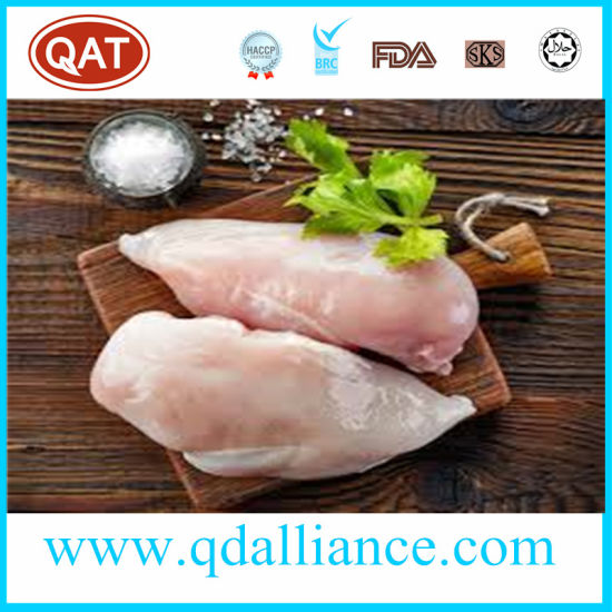 Halal Chicken Breast by Hand Slaughtered pictures & photos
