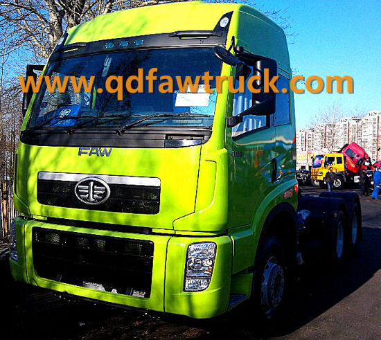 Faw 6X4 Heavy Tractor Head Truck pictures & photos