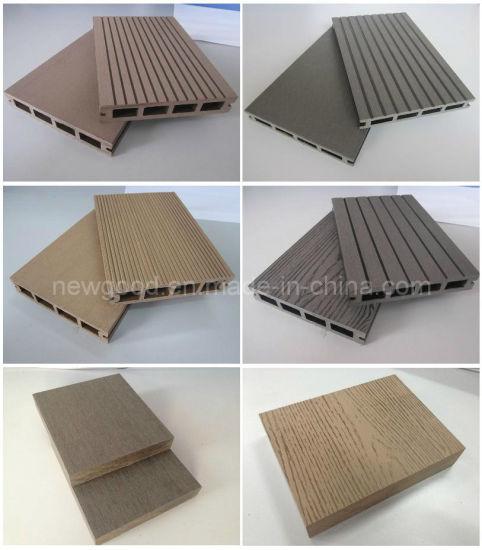 Waterproof Flooring, Outdoor WPC Flooring, Wood Plastic Composite Decking