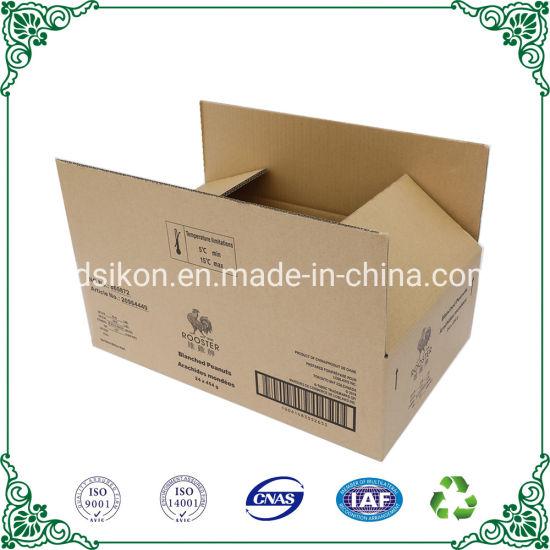 Wholesale Price Kraft Paper Moving Packaging Box Custom Size Rsc