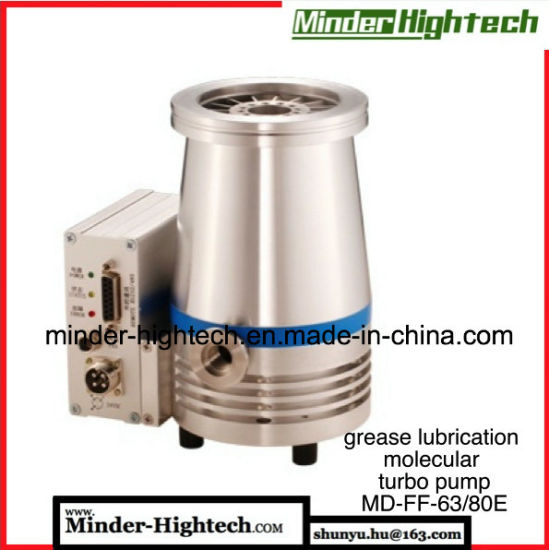 Grease Lubrication Molecular Vacuum Pump MD-FF-100/150e pictures & photos