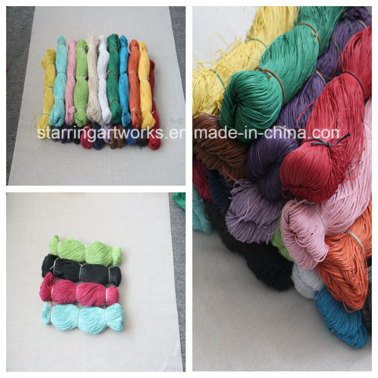 1mm Waxed Cord, Braided Waxed Cotton Cord, Wholesale Cotton Cord pictures & photos